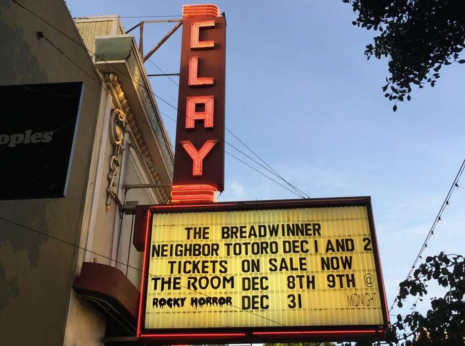 The Clay Theatre in San Francisco, pictured here, closed after 110 years in operation. Photo: Dan B. / Yelp