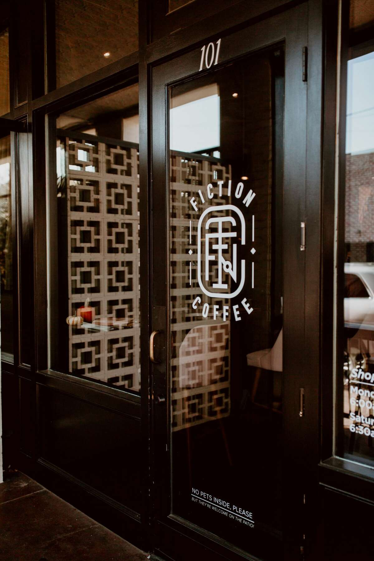 Fiction Coffee will open at 1400 Post Oak Blvd. as a craft coffee amenity for tenants of the Four Oaks Place office campus.