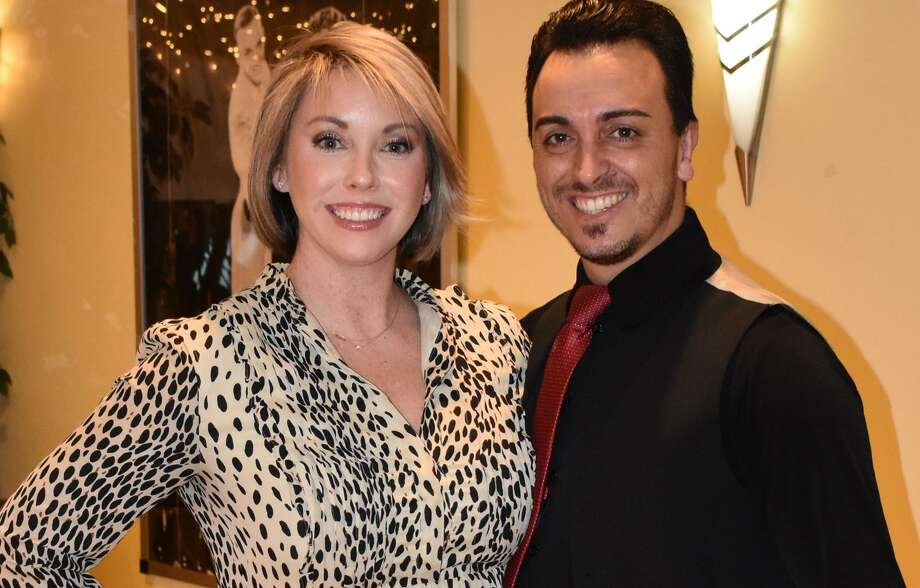 Lynley Middleberg of Wilton, brokerage manager at William Pitt Sotheby's International Realty, and dance professional Manuel Trillo will be performing in the 7th Annual Dancing with the Stars, a gala benefit for ElderHouse planned for March 21, 2020 at Rolling Hills Country Club in Wilton. Photo: Contributed Photo / Wilton Bulletin Contributed