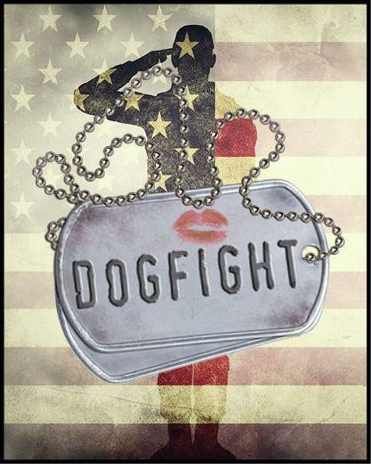 "The Warner Stage Company will present the musical, ""Dogfight"" by Benj Pasek and Justin Paul in the Nancy Marine Studio Theatre, March 28-April 5. Other programs and shows have been rescheduled or canceled. Photo: Warner Stage Company / Contributed Photo /"