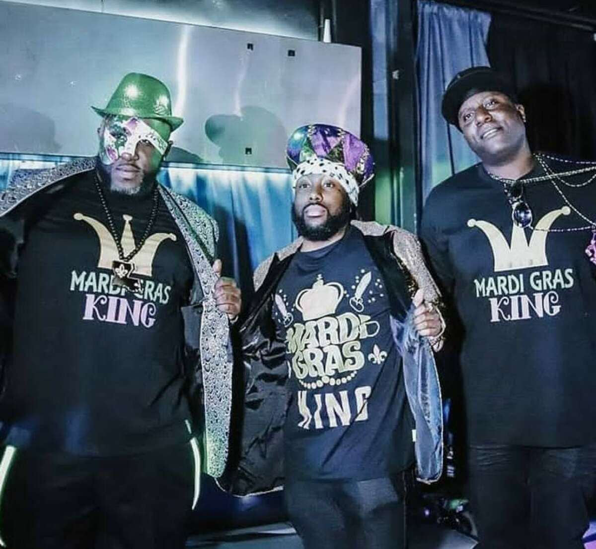 Through Who Dat Nation of San Antonio, a New Orleans Saints fan group, many Louisiana natives can celebrate Mardi Gras authentically, make crawfish boils the