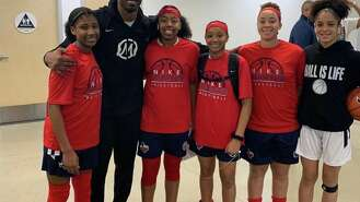 Being picked to play in Kobe Bryant's Mamba Cup in Southern California this weekend was a dream come true for 13-year-old Aniah Alewine.