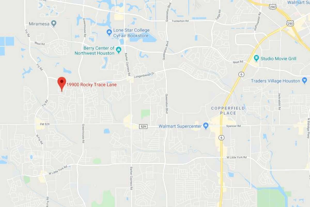 A man was stabbed to death on Tuesday, Jan. 28, 2020 in the 19900 block of Rocky Trace Lane.