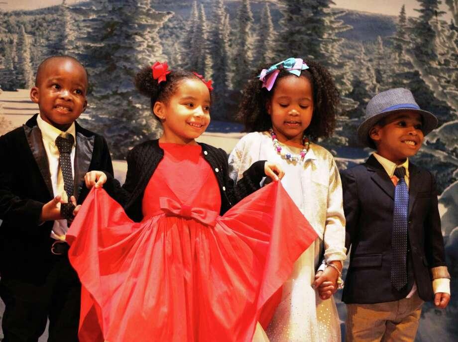 Norwalk's Stepping Stones Museum for Children is hosting its Children's Sweetheart Ball on Feb. 8. Photo: Stepping Stones Museum / Contributed Photo