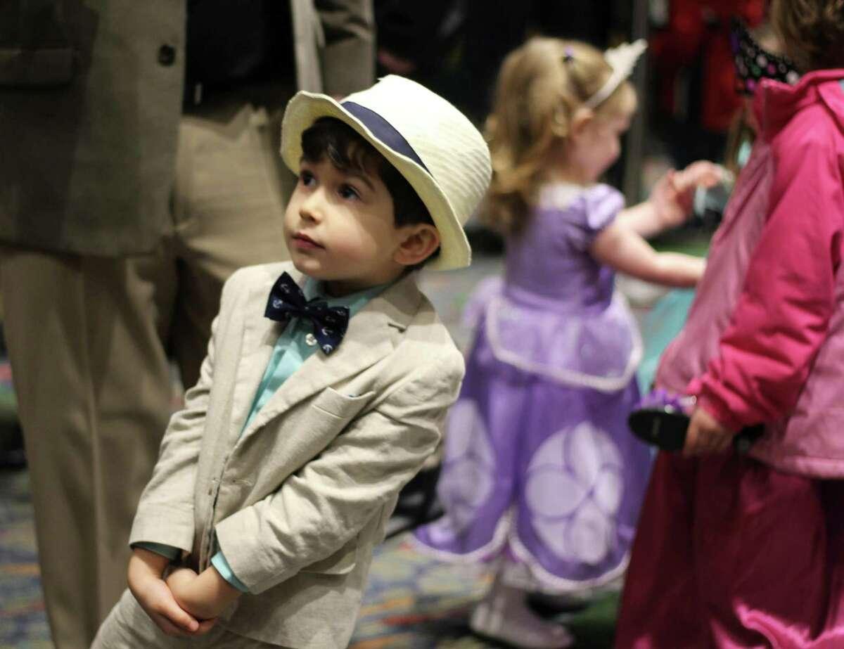 Norwalk's Stepping Stones Museum for Children is hosting its Children's Sweetheart Ball on Feb. 8.