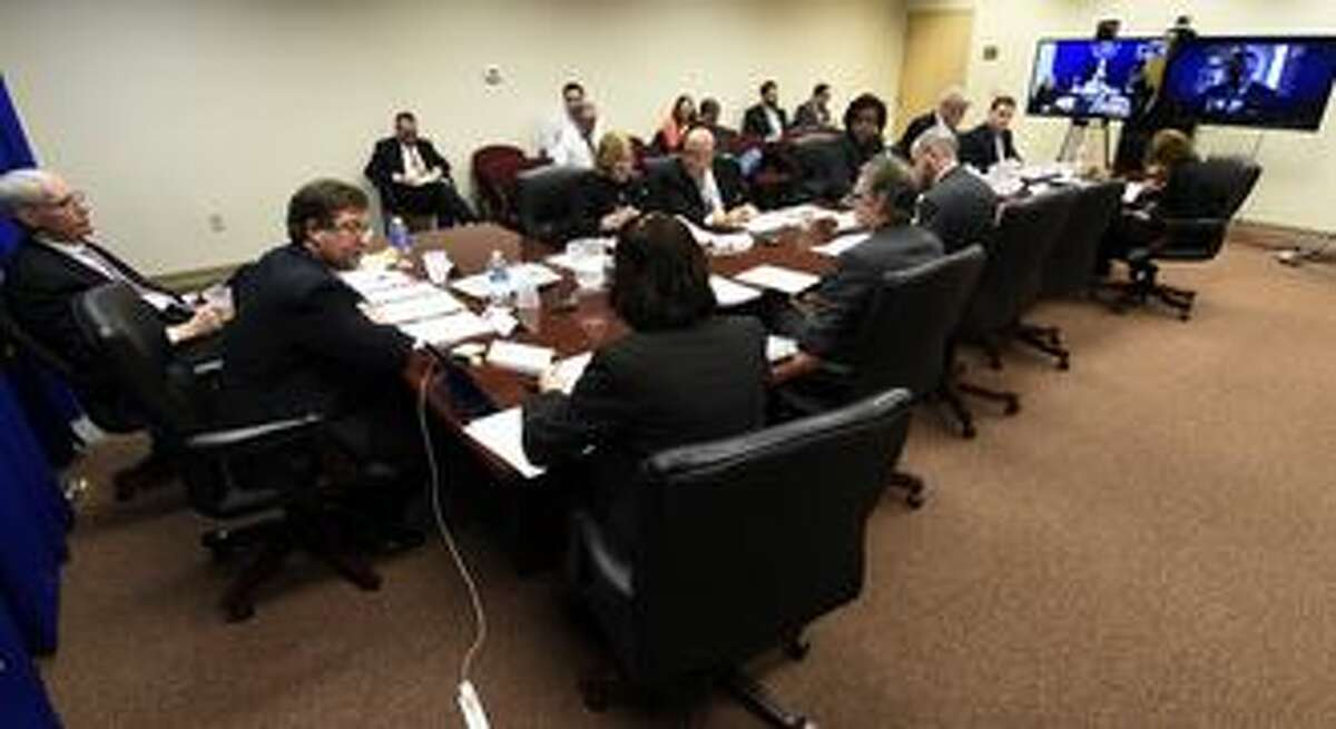 The Joint Commission on Public Ethics meets.