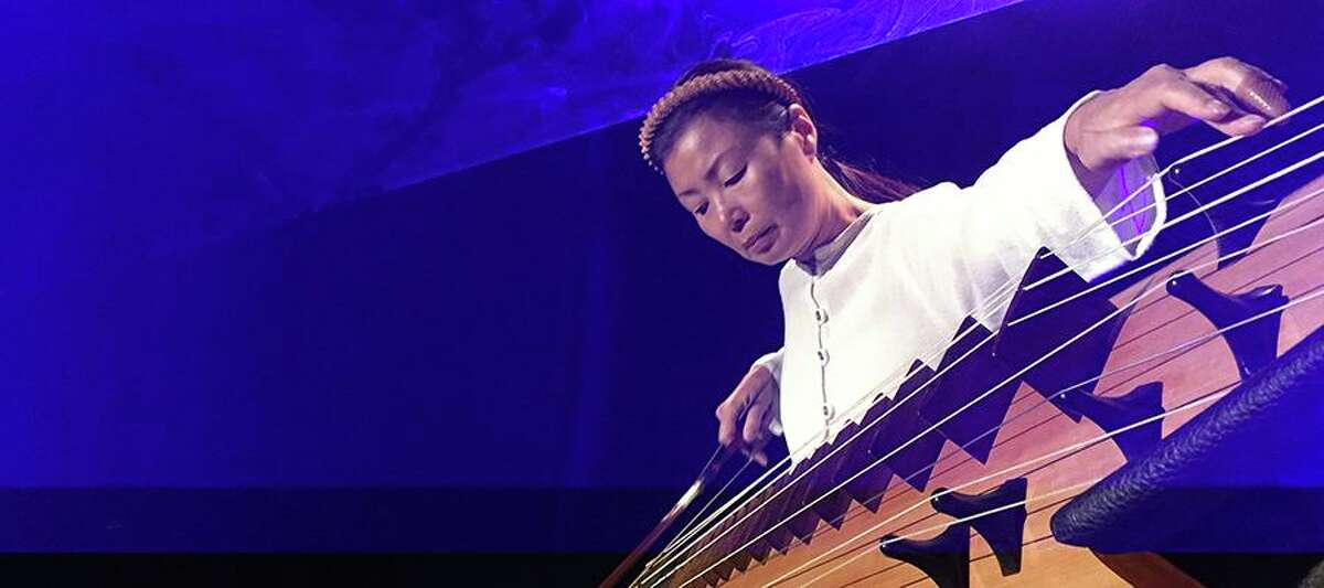 Wesleyan's Center for the Arts has a full lineup of music and cultural performances this weekend. Jeffrey Zeigler performs Jan. 31, followed by an event with Jin Hi Kim, above, Feb. 1; and the Fred Simmons Duo on Feb. 2.