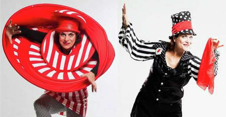 """Flip Flop Circus"" is at the Stamford Palace Feb. 9. Photo: Flip Flop Circus"