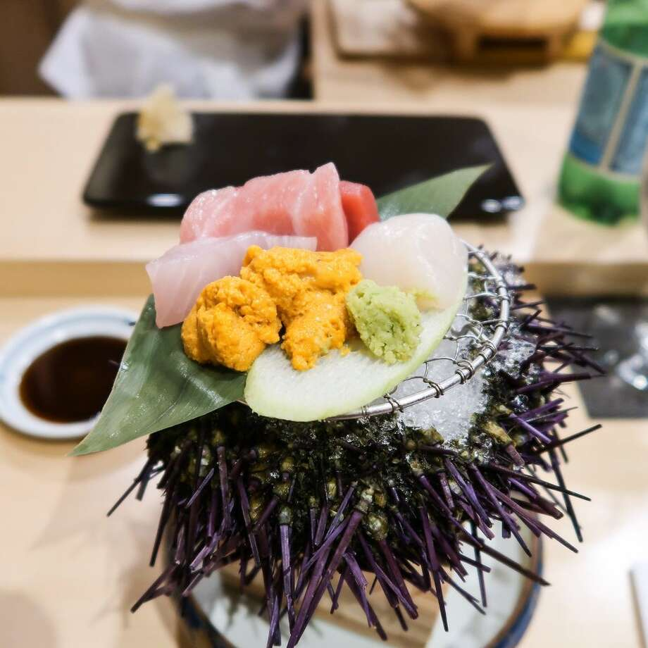 Capitol Hill's Taneda Sushi is nabbing headlines. Photo: Roanne C/Yelp