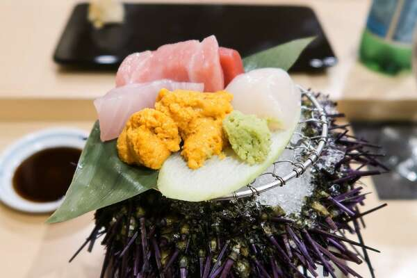 Capitol Hill's Taneda Sushi is nabbing headlines.