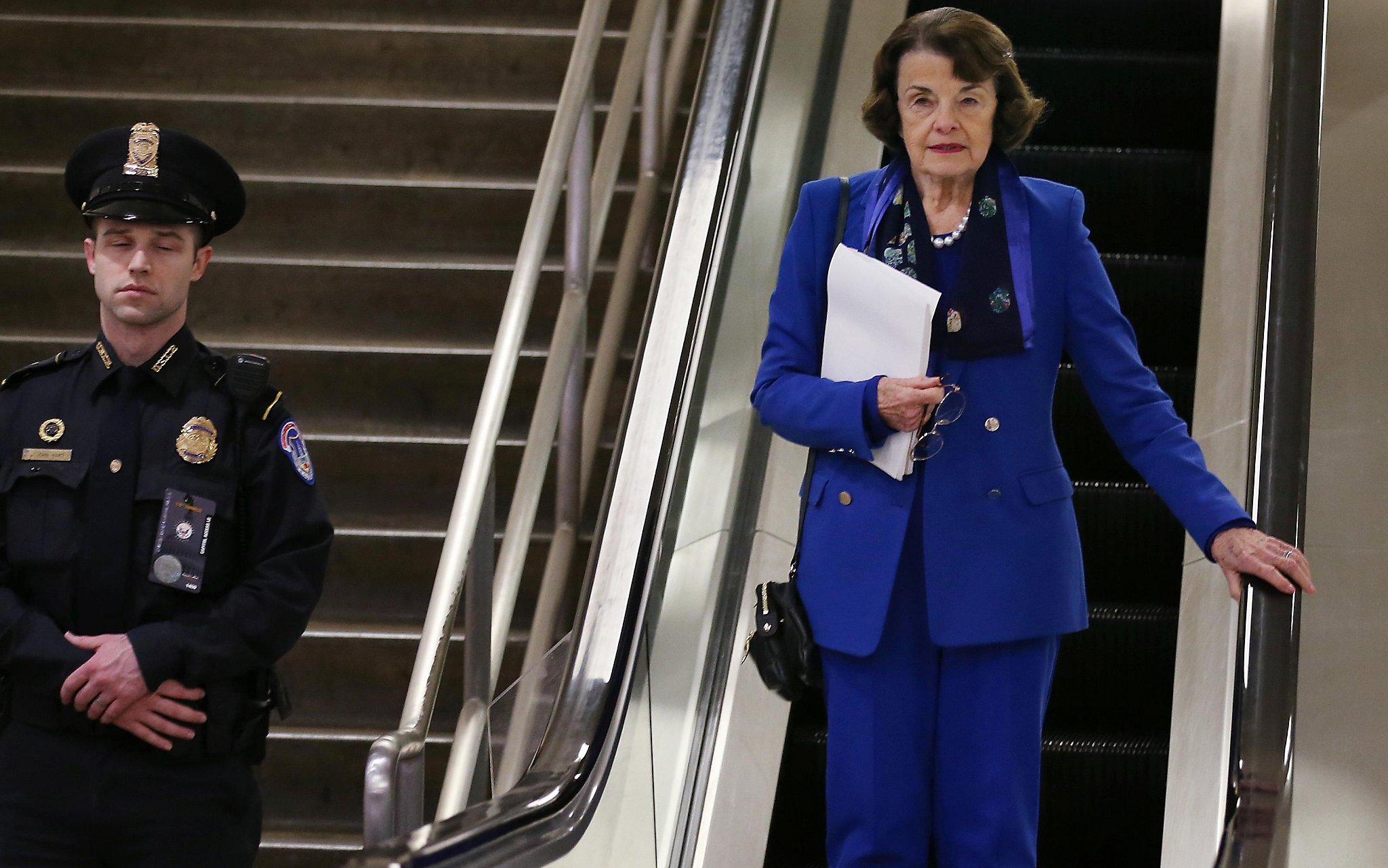 feinstein on impeachment i was going to vote against it now she s unsure sfchronicle com feinstein on impeachment i was going