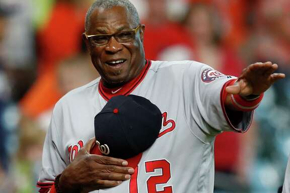 Dusty Baker's most recent managerial job was a two-season stint with the Washington Nationals that ended after the 2017 season.