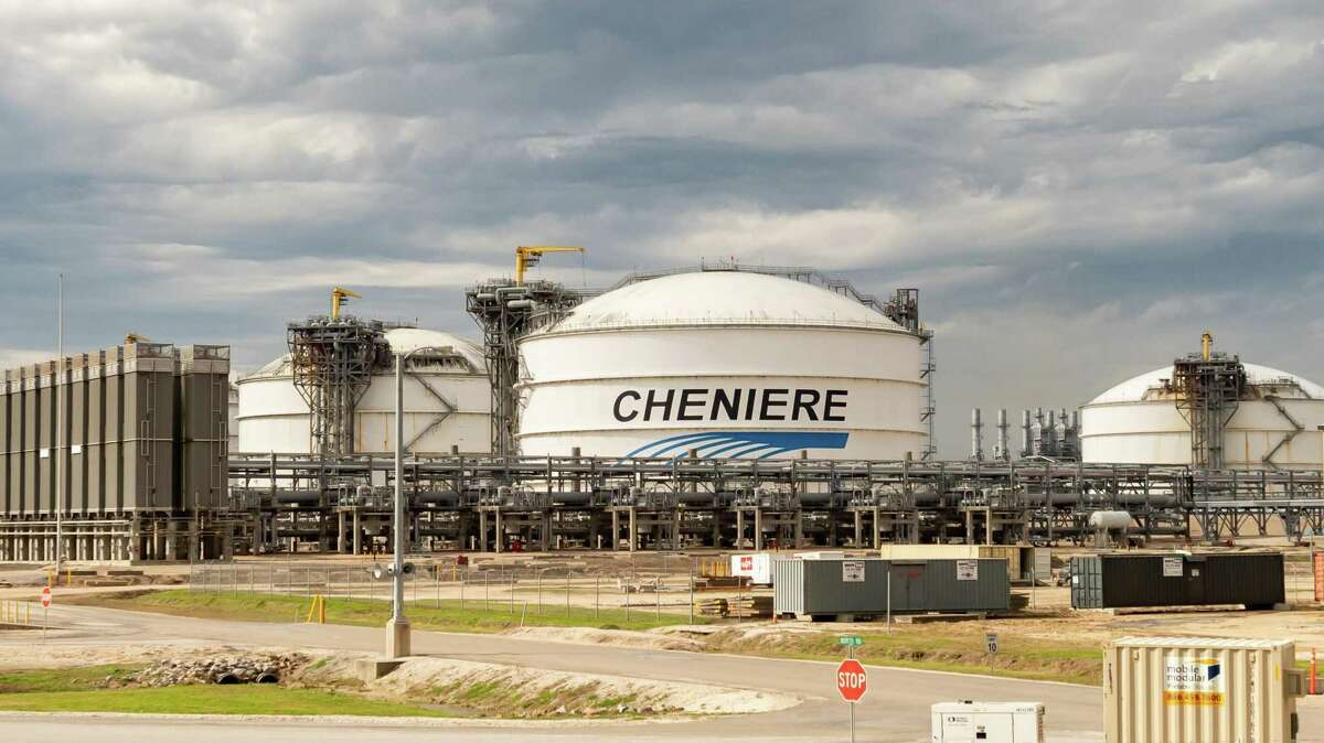 Liquefied natural gas company Cheniere Energy is sending out its 1,000th cargo from its Sabine Pass LNG export terminal in Cameron, LA Photo made on Tuesday, January 28, 2020. Fran Ruchalski/The Enterprise