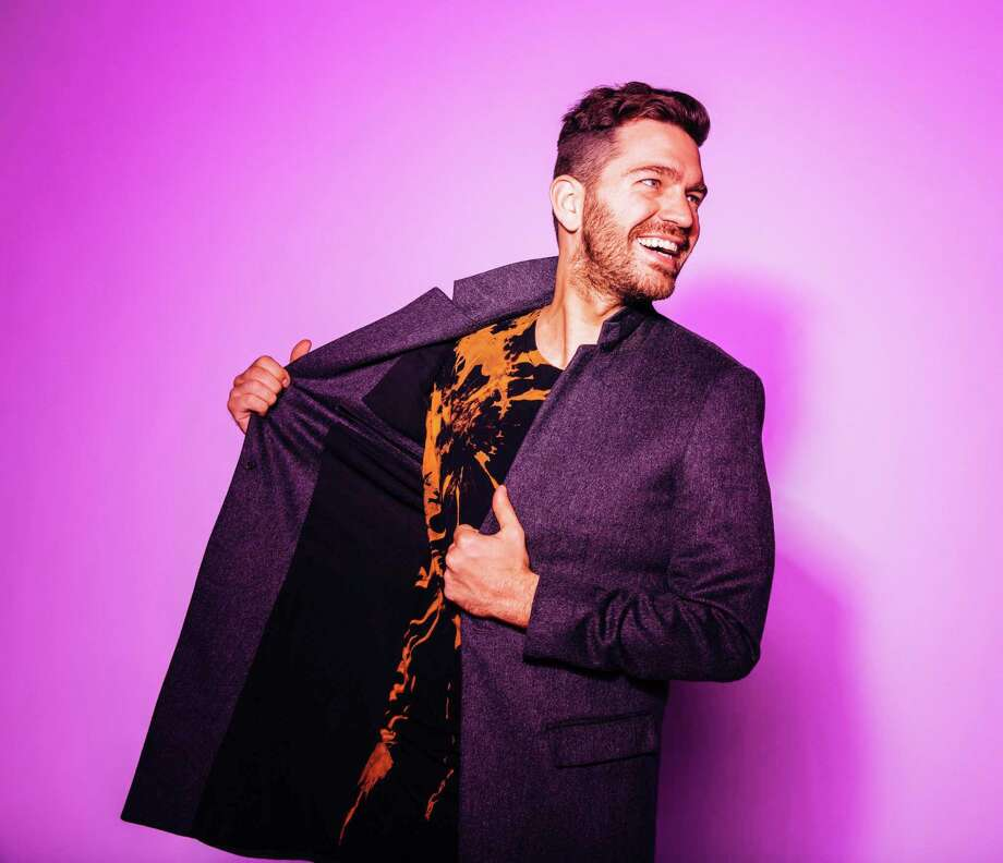 Singer and songwriter Andy Grammer will perform at The Greenwich Hospital Benefit for Neuroscience, Pediatrics and Women's Health on May 15, 2020. Photo: Contributed Photo