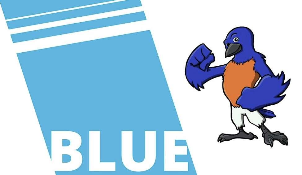 Blue the Bluebird will represent SUNY Empire.