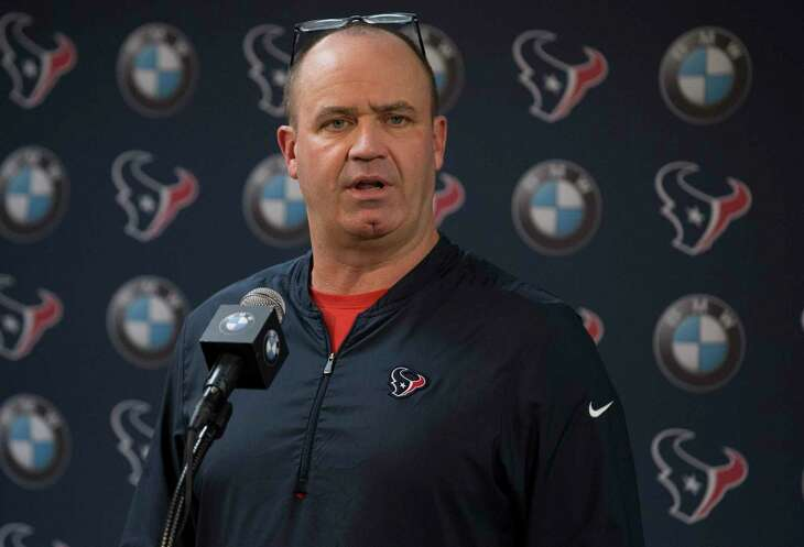 Texans coach Bill O'Brien was offically named the team's general manager Tuesday.