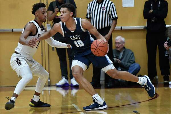 East Catholic's Matt Knowling is part of the Yale men's basketball program's five-player recruiting class.