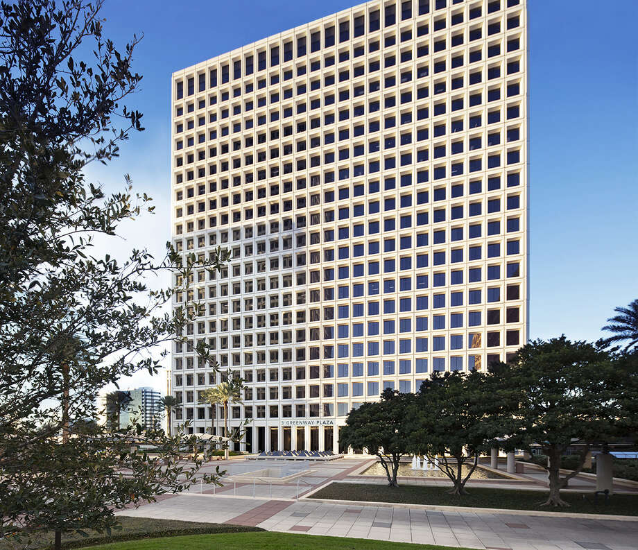 Occidental Petroleum signed a lease expansion at Three Greenway Plaza. Photo: CommonGrounds Workplace /