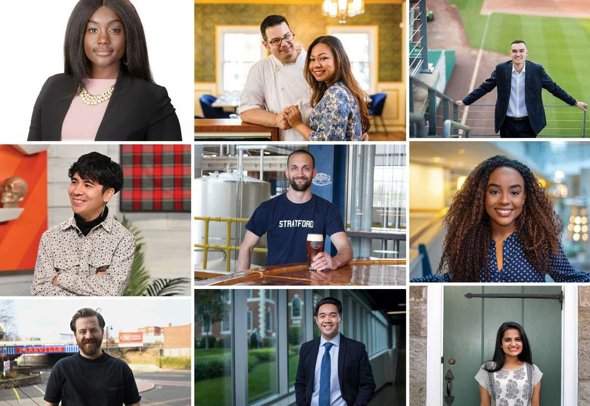 Connecticut Magazine has released its annual list of the 40 under 40 in the state. >> Click through to learn about the honorees.