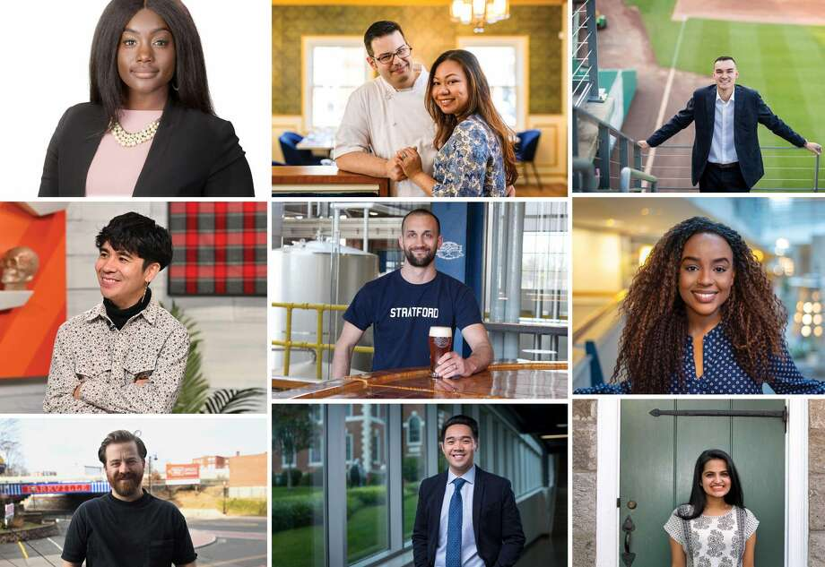 Connecticut Magazine has released its annual list of the 40 under 40 in the state.
