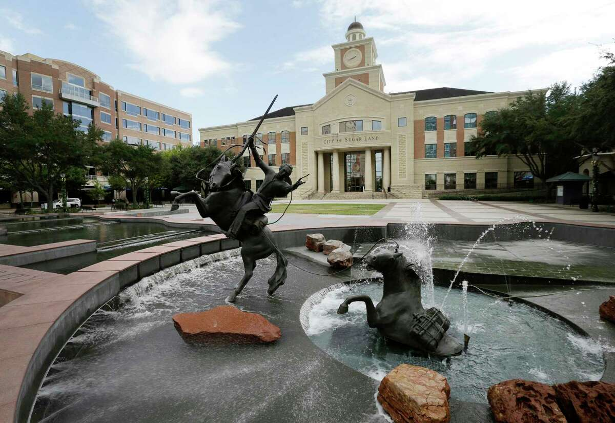 The Sugar Land City Hall, 2700 Town Center Blvd., is shown in this file photo. The city's Planning and Zoning Commission is scheduled to meet on Thursday, Jan. 25.