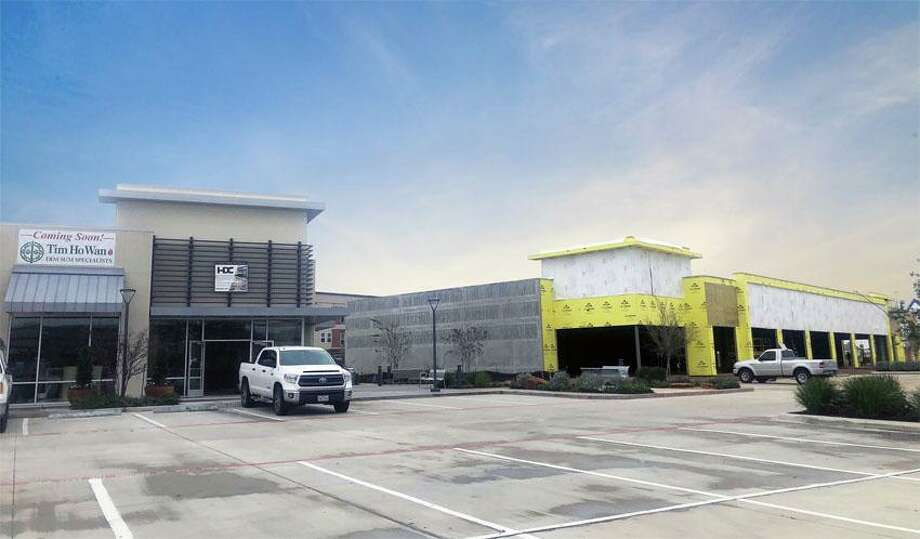 HaiDiLao Hotpot will anchor a 16,900-square-foot building that is under construction in phase two of the Katy Grand development at Interstate 10 and the Grand Parkway. Photo: Newquest Properties