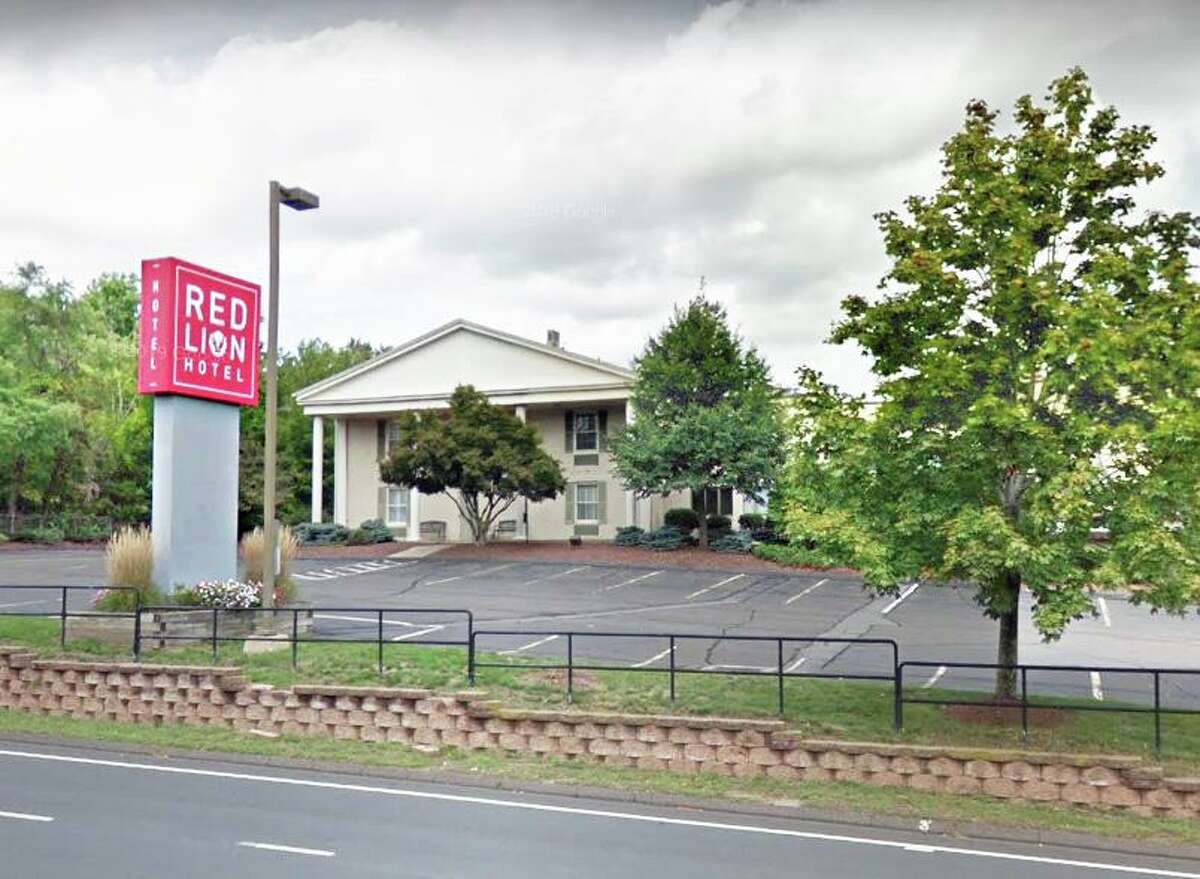 The Red Lion Hotel in Cromwell