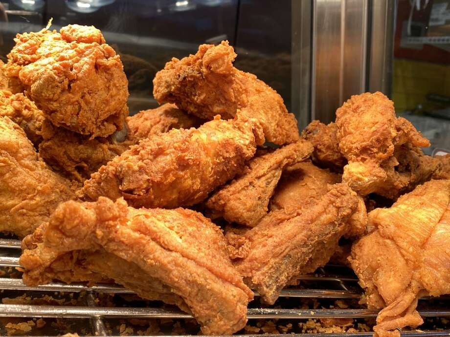 Krispy Krunchy Chicken has opened a location at 2660 Mason St. in San Francisco's Fisherman's Wharf. Photo: Photo By Krispy Krunchy Chicken On Yelp
