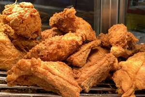 Krispy Krunchy Chicken has opened a location at 2660 Mason St. in San Francisco's Fisherman's Wharf.