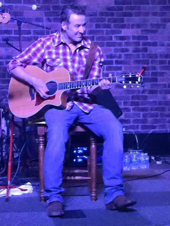 Baytown-based musician Brad Brinkley. Photo courtesy of Brad Brinkley Photo: Photo Courtesy Of Brad Brinkley / Photo Courtesy Of Brad Brinkley
