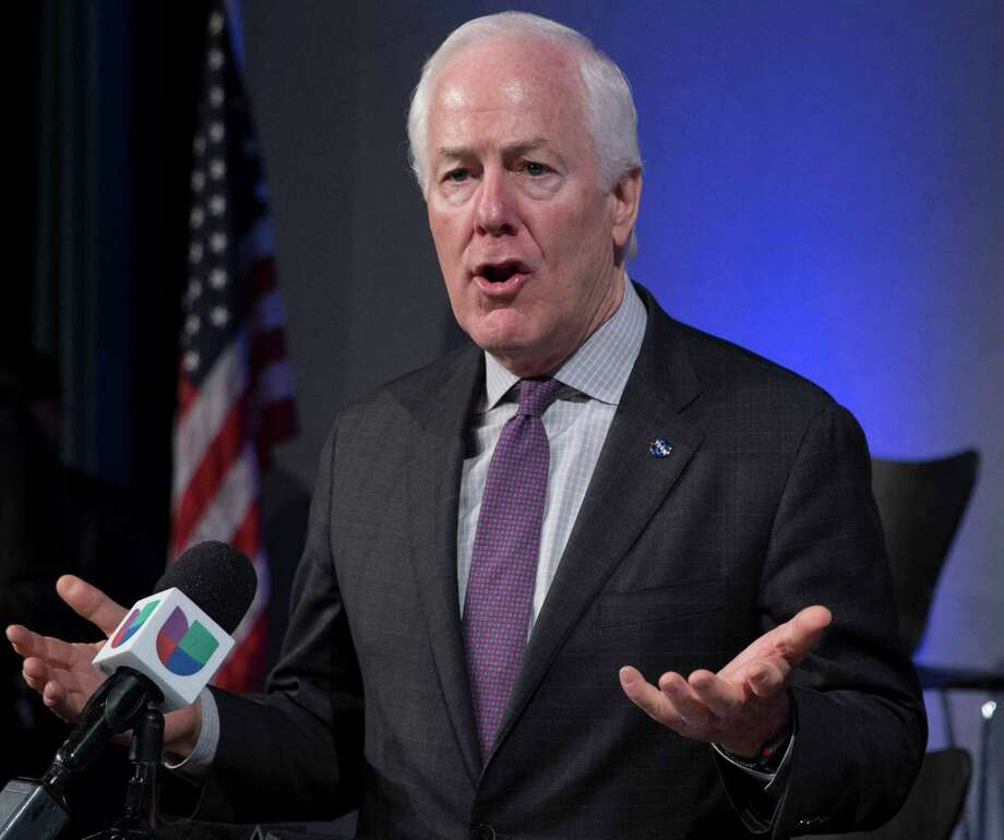 A reader asks for Sen. John Cornyn to remain impartial in the Senate's impeachment trial and to consider all the evidence, including witness testimony. Photo: Yi-Chin Lee /Staff Photographer / © 2020 Houston Chronicle