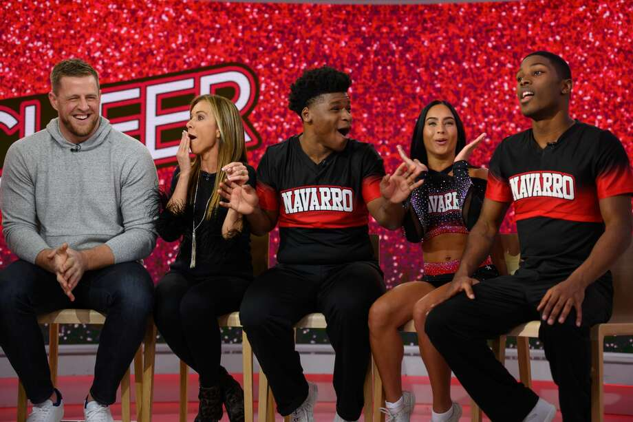 "PHOTOS: Social media reaction show why Netflix's ""Cheer"" is so popular