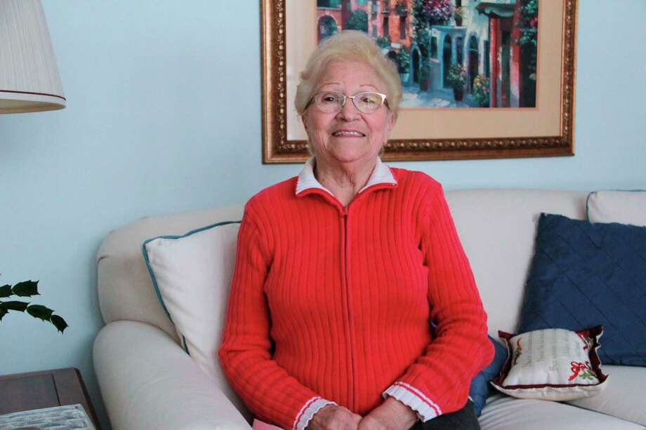 In her 82 years, Big Rapids resident Judy Irvin has traveled all over, including Germany, Europe and several states in America. During her time, she's learned five languages; Spanish, Latin, French, German and English.(Pioneer photo/Alicia Jaimes)