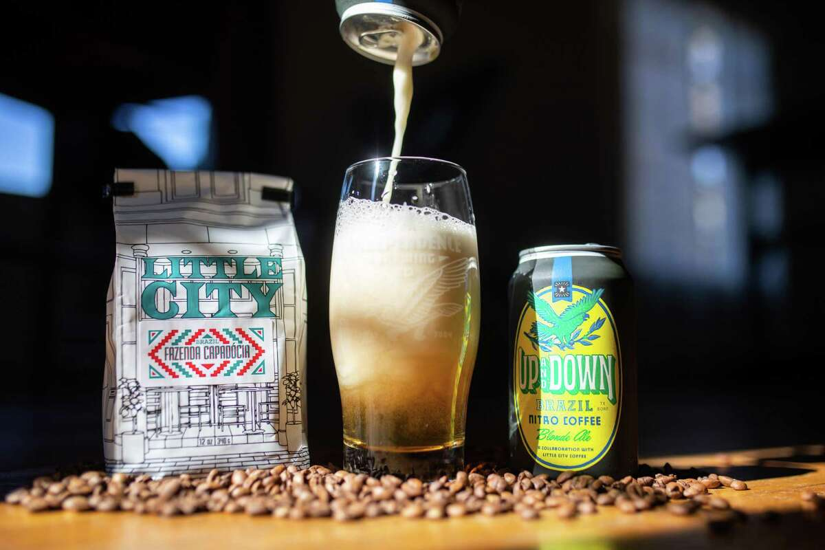 Look for Up and Down: Brazil in H-E-B, Central Market and Whole Foods stores through March 31 with six-packs priced around $9.