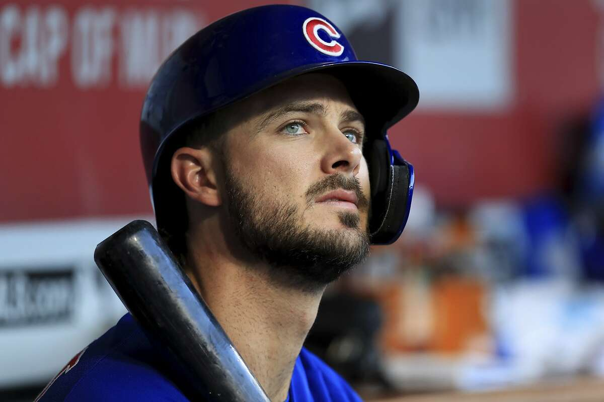 Bryant, 29, is a right-handed hitter who plays multiple positions.