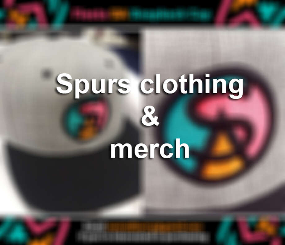 Spurs clothing and merchandise Photo: Conrad Burry