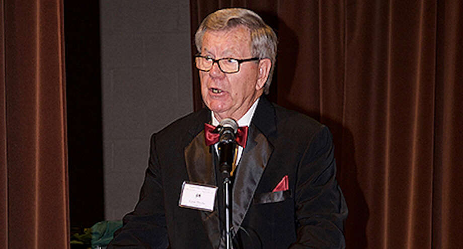 Wrestling Hall of Fame and HOF acting director, Lynn Dyche Photo: SportStars Magazine / Armand Guerrero 2013
