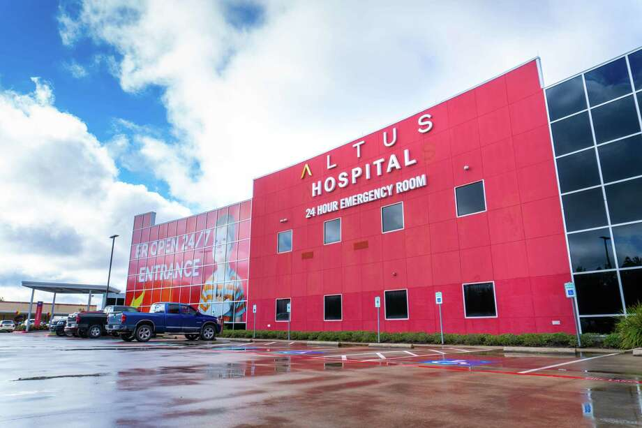 The Altus Lumberton Hospital was built on LHS Drive as an emergency center in December of 2013 with the intent of one day operating as a hospital. Administration began the process of gaining hospital licensure in the summer of 2019 and reached final approval just before 2020. Photo: Courtesy Of Altus