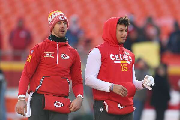 If Patrick Mahomes Beats 49ers In Super Bowl Alex Smith Deserves Some Credit Sfchronicle Com