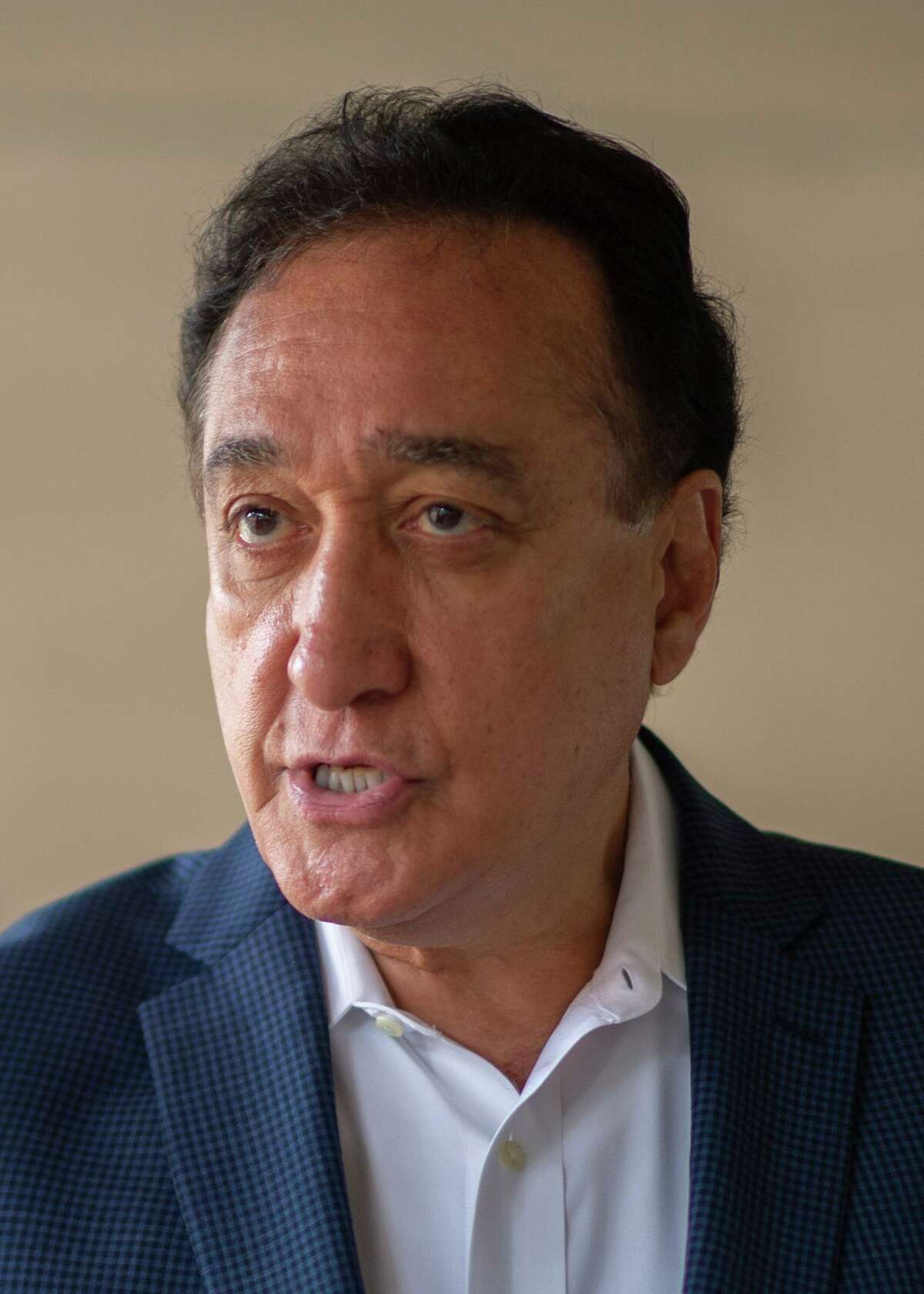 Henry Cisneros, former San Antonio mayor and secretary of U.S. Housing and Urban Development.