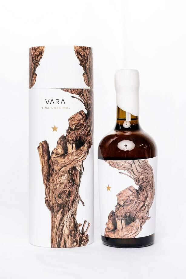 The Label Sweepstake winner is VARA Wines (N.M.) New Mexico Viña Cardinal Rose Wine Label. Photo: Michael Short