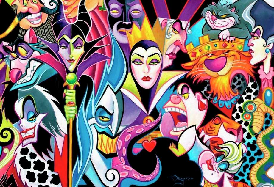 The villains, not princesses, will be spotlighted in a Villain Cabaret Party set for Friday, Jan. 31, at Creative 360, 1517 Bayliss St. in Midland. (Photo provided/Creative 360)