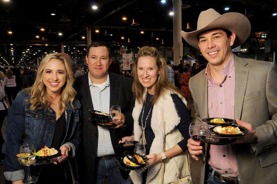 Scenes from the Rodeo Uncorked! Roundup and Best Bites Competition at the NRG Center Sunday Feb. 17, 2019. (Dave Rossman Photo) Photo: Dave Rossman, Contributor / Contributor / 2019 Dave Rossman