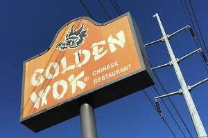 Golden Wok is a Chinese restaurant on Wurzbach Road.