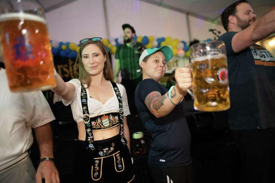 Oktoberfest Photo: Contributed Photo / © 2019 Houston Chronicle