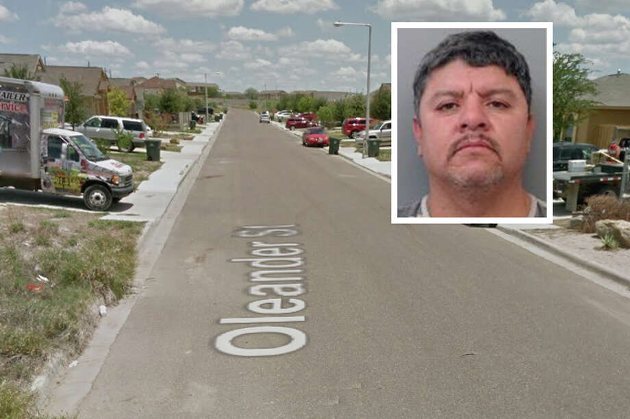 A man assaulted his wife following a domestic altercation reported in December, according to Laredo police. Photo: Courtesy