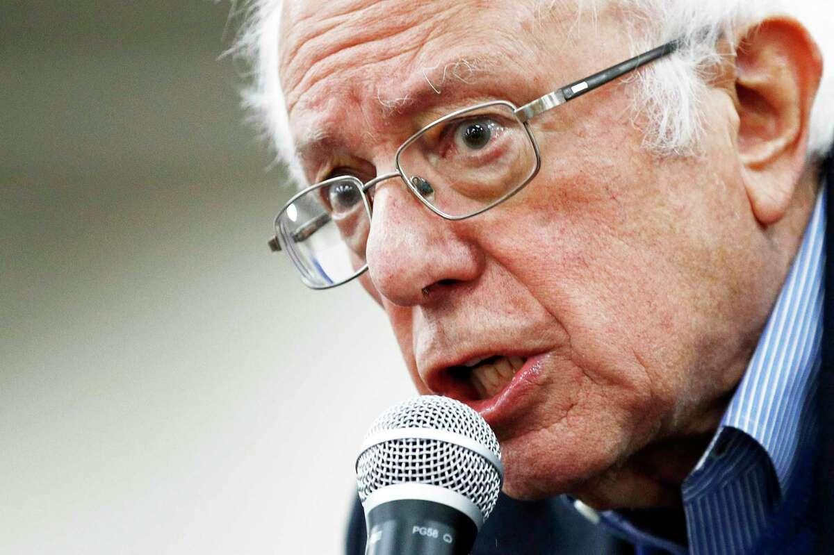 U.S. Sen. Bernie Sanders, D-Vermont, is running for president in 2020