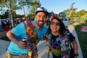Though Chanclas y Cervezas is a new kid on the block of Fiesta parties, 2019 proved the celebration was just as on-point as abuela's flip flop-flinging skills. Event organizers are inviting San Antonians to slip on their chanclas for a second year of the buzzworthy event as it returns to The Greenline on April 18.