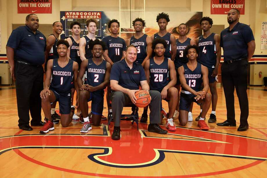 Atascocita Boys Basketball Coach David Martinez created a culture of success after arriving at Atascocita in 2012. Photo: Jerry Baker, Houston Chronicle / Contributor / Houston Chronicle