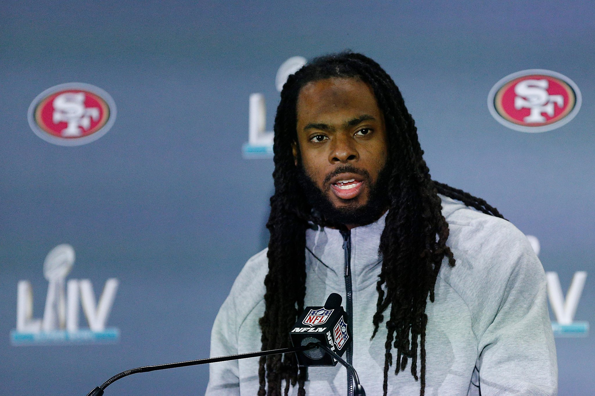 49ers' Richard Sherman not happy about latest 'random' NFL drug test